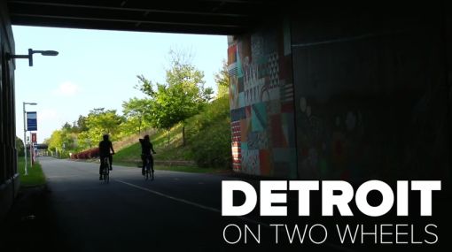 Detroit on Two Wheels